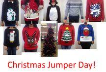 Christmas Jumper Day! / by Sleek MakeUP