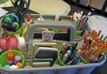 Get organized / by Amy Cripps