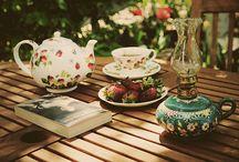 ♥ tea ♥ / by Özge Köse