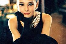 Audrey Hepburn / Classy, Elegant and Sophisticated  / by Sarah Patrick