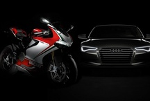 cars-and-motorcycles / by Ilona Coykendall