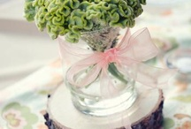 Small Centerpieces / by Andrea Lyons