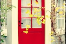 Knock Knock / by Stacey Riggle