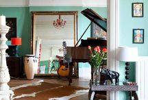 Ideas for Kaleigh / by Sheila Zeller Interiors