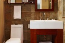 House and Home: Bathrooms / by Brittany Ruiz