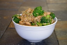 healthier foods / by Jen Meldrem-Goad
