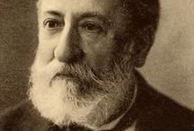 """Camille Saint-Saens / A child prodigy that was later hailed by Liszt as """"the greatest organist in the world,"""" Camille Saint-Saëns led a fascinating life filled to the brim with music. We'll explore his life, compositions, and influence in this five-part series. / by Exploring Music with Bill McGlaughlin"""