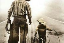 COWBOYS N OLD TRUCKS / by jacsarnel@netzero.com SARNELLO