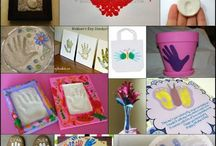 Kids Crafts / by Yulia Rathgeber