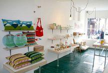 bead shop ideas / by Liz Labunski