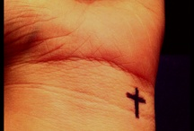 Tattoos / by Kimberly Paige