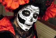 - halloween make-up - / by Julie