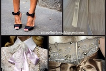 It's All in The Details / Details of beautiful gowns and fashion. / by Danielle Nakagawa