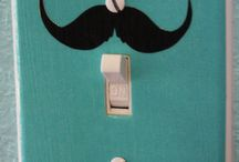 i mustache you a question. / by Christine Cassimus