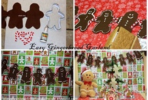 Gingerbread Party / by Lynette Chada