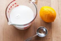 Kitchen ingredient DIY / by Becky Diederich