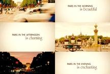 My obsession with Paris / by Angela Lynn Webb