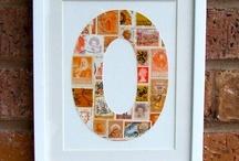 postage stamp crafts / by Susan Tupper Seitzman