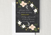 Black and floral / by Zoe Smith
