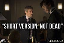 Sherlock Spoilers / by Steph Bray