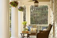 complete with a wrap around porch / by Gloria Taylor