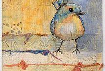 Birds / I love birds:-) / by Carolyn Neal