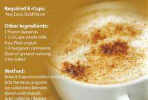 Coffee Drinks / by Crochetville