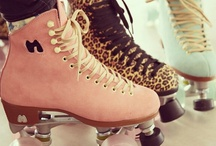 Skating (roller and ice). / (but mostly roller) / by Wendi Dunlap