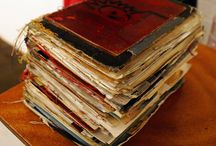 Journals & Altered Books  / by Kim Goodwin