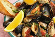 seafood / by Helena Amorim