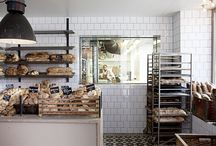 FABRIQUE BAKERY / Each loaf at Fabrique is lovingly made with artisanal methods to allow for the mouthwatering tastes of handmade bread to develop. Founded in Stockholm, Fabrique has now opened its first UK bakery in Hoxton, East London. See the baker's bread-based inspiration here... #MeetTheMakers / by Selfridges.com