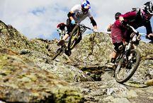 Mountain biking  / by Rowdy Pipkin