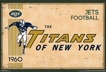 Posters And Covers Of The NFL / by Noah Vinsky
