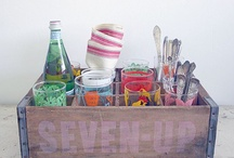 Soda Crate Love / by Janine Lee