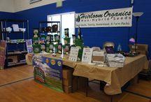 2014 Health, Wellness and REAL Food Fair / 5-17-14: Health, Wellness and REAL Food Fair at North Middle School in Grants Pass, Oregon. / by Heirloom Organics