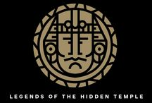 Legends of the Hidden Temple / by Justin McGuire