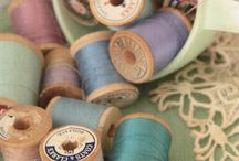 Cotton reels / by Donna Flower