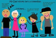 Friday Funnies / by Byn Always