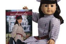 American Girl Doll Book Club Ideas / by Andrea Roseman