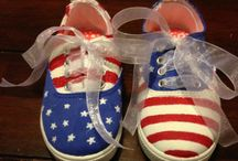 Painted Shoes / by Katy Cook