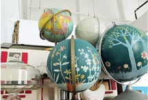 Globes / by Meredith Armbrust