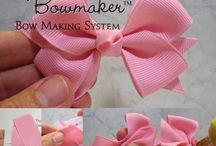 Hairbows / by Donna McKinney