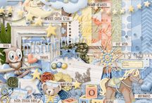 Future Project Kits / Digital scrapbooking kits for projects I'm thinking about! / by Sharon Suske