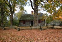 Morris Township & Morristown / by Harriet Knevals