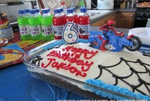 Joseph 3rd Birthday Party / by Shelley White