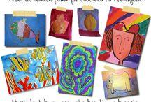 Stuff for Art Teachers / by KinderArt