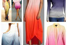 Ombré / Ombré: gradient dyeing!  / by Jacquard Products
