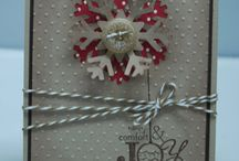 Cards - Christmas/Winter / by Sherry Clark