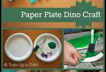Kindergarten Unit Dinosaur Roar / by Angie Bonthuis