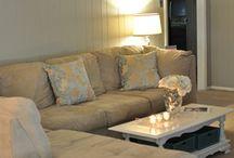 new house reno diy decor rental tips ideas / by Valerie Galloway